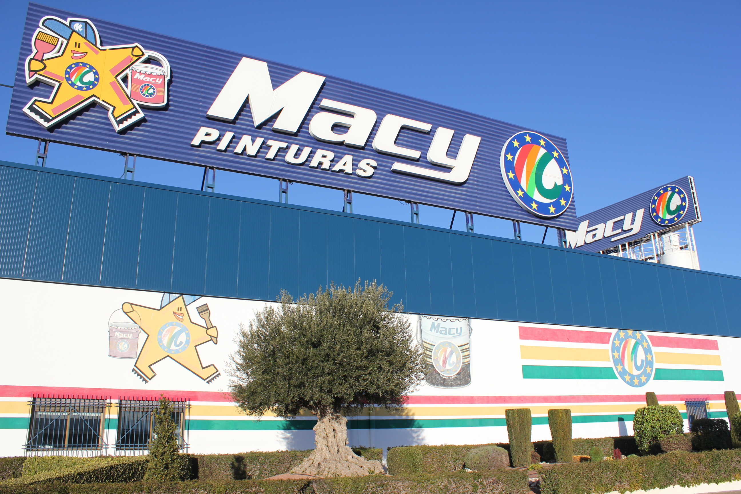 PINTURAS MACY CELEBRATES 40TH ANNIVERSARY WITH THE LAUNCH OF THE COMPANY FIRST-BORN PRODUCT