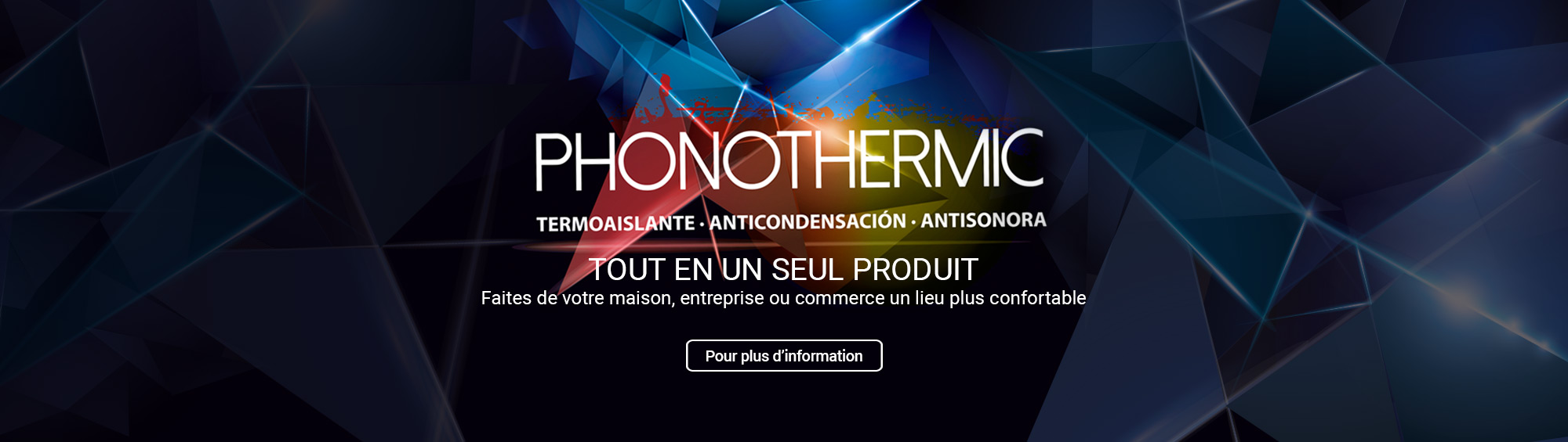 Phonotermic