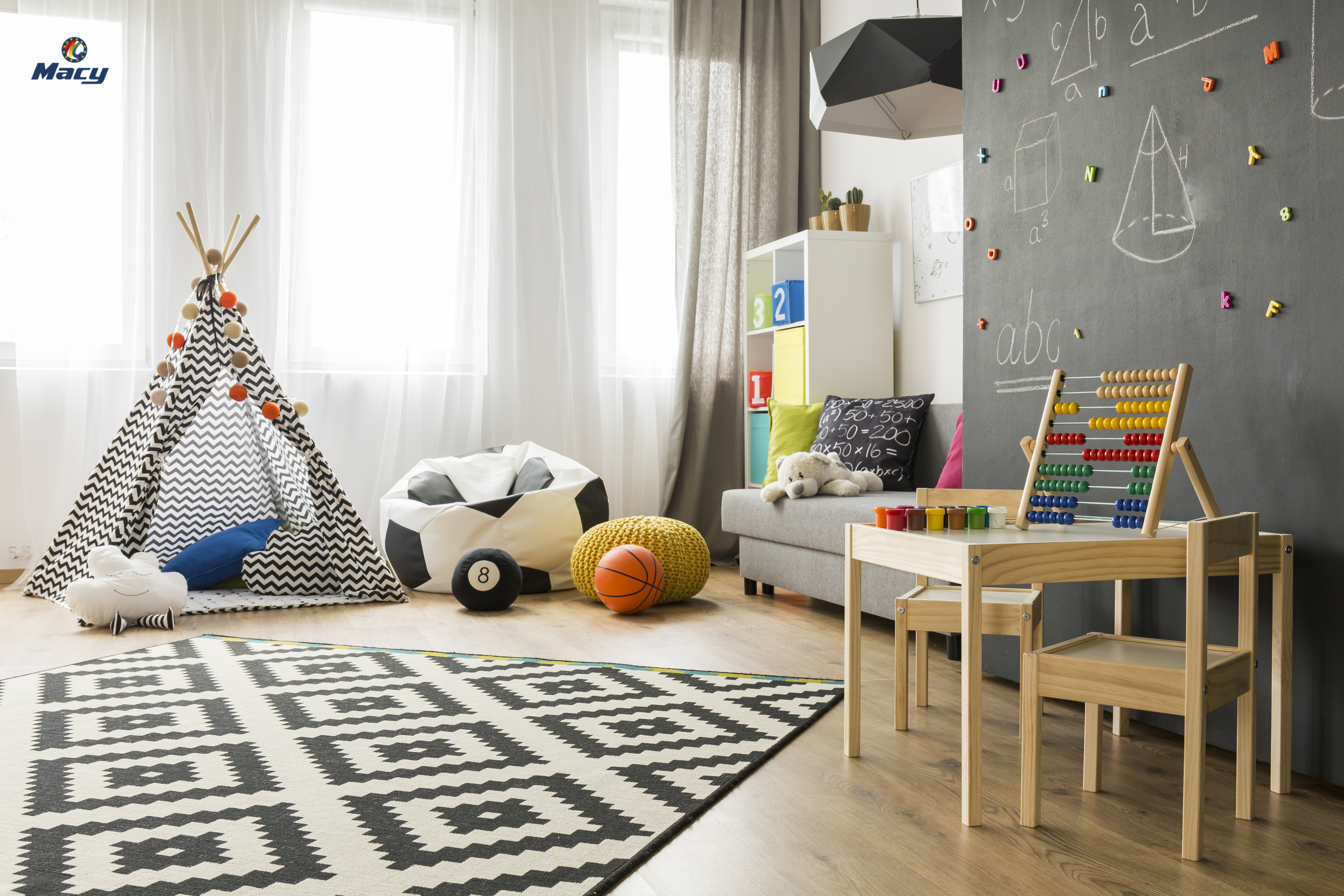 Tips to decorate the children's room