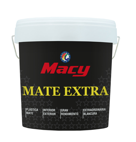 EXTRA MATT, AN EMULSION PAINT WITH EXCELLENT PERFORMANCES