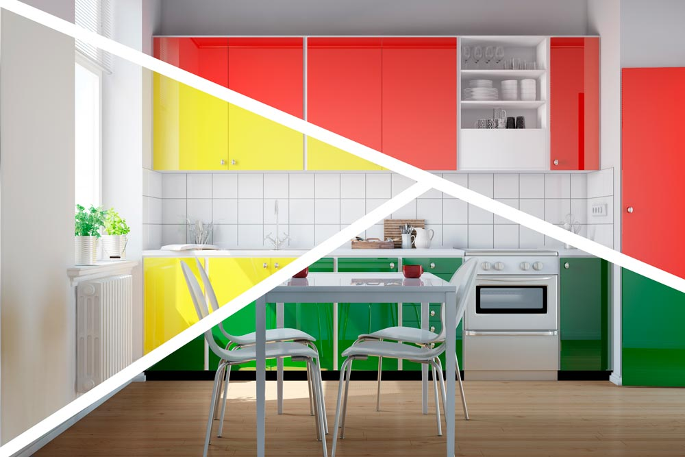 Thinking about giving your kitchen a new makeover?