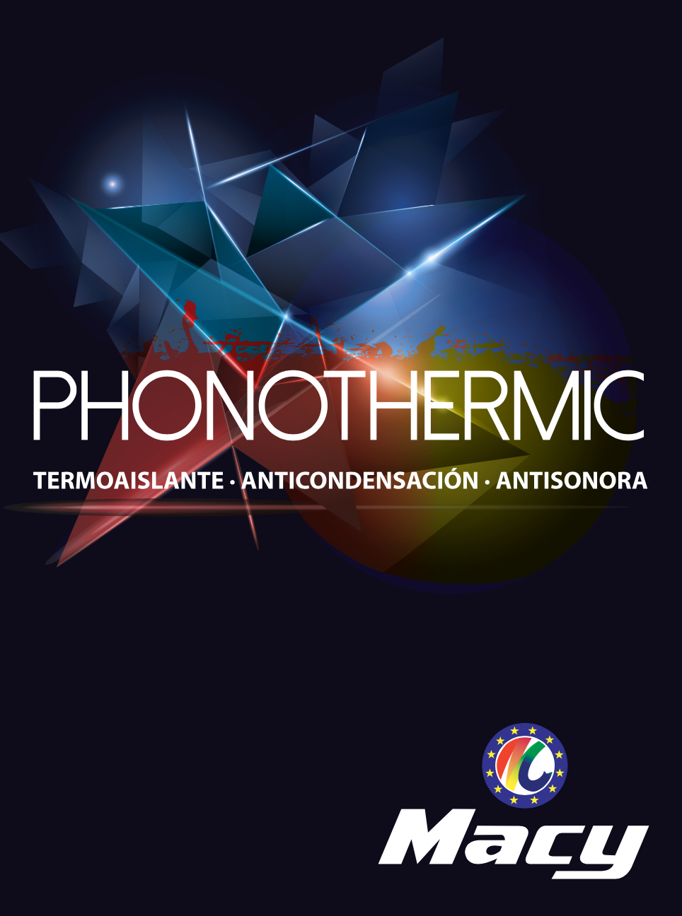 Phonothermic, the best option for energetic efficiency